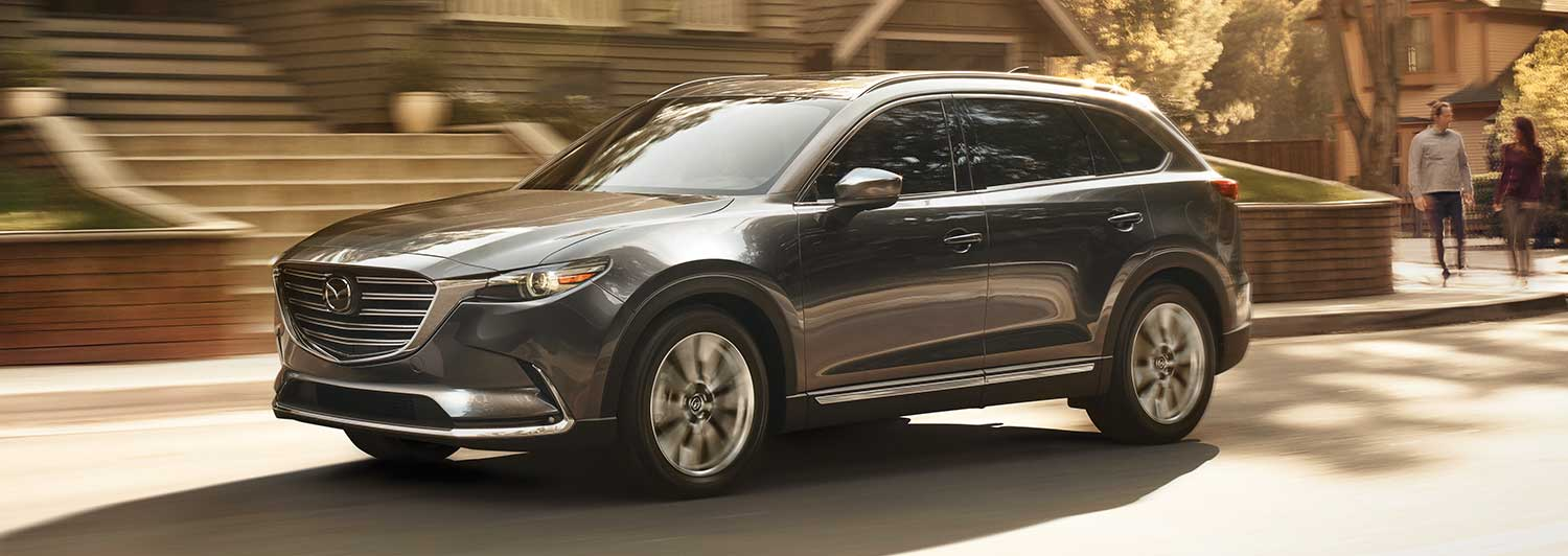 2019 Mazda CX-9 New Features, Technologies & Refinements