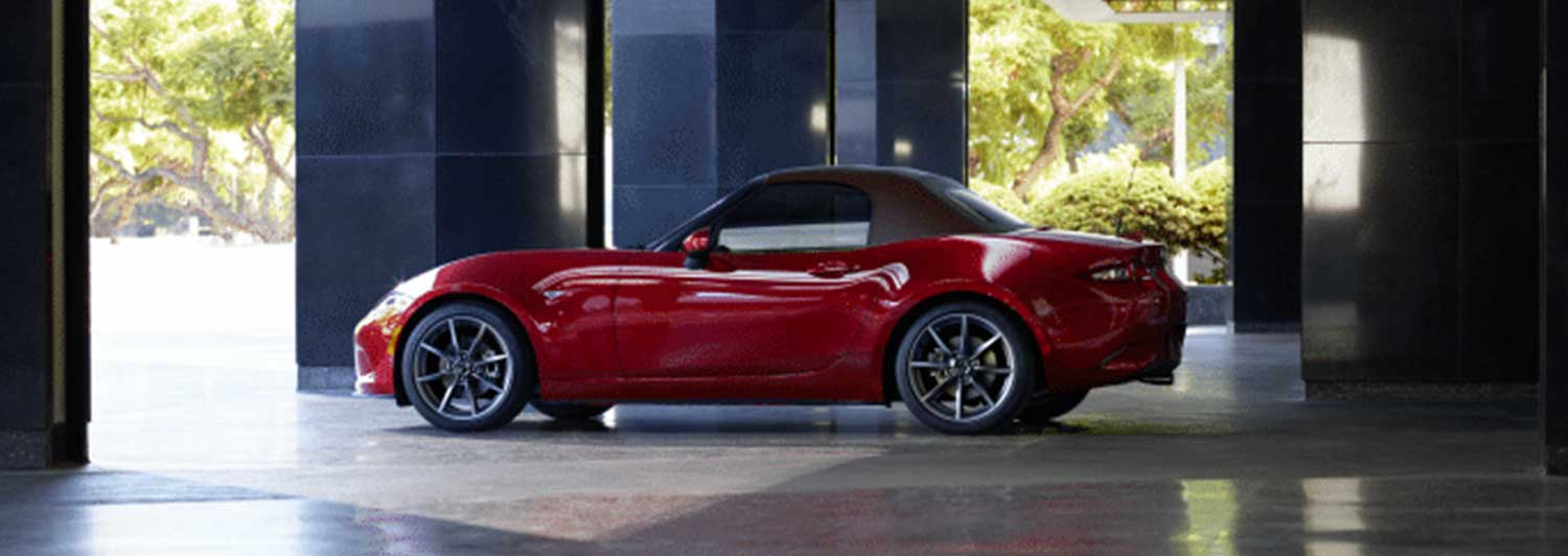 The 2019 Mazda Miata: More Powerful & More Efficient