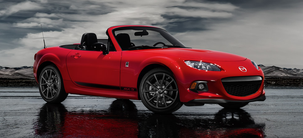 Will the Next MX-5 Miata be Available With Multiple Engines?