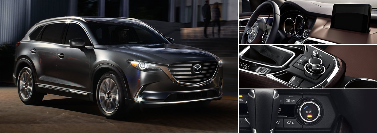 The 2017 Mazda CX-9: Safe, Stylish, Smart