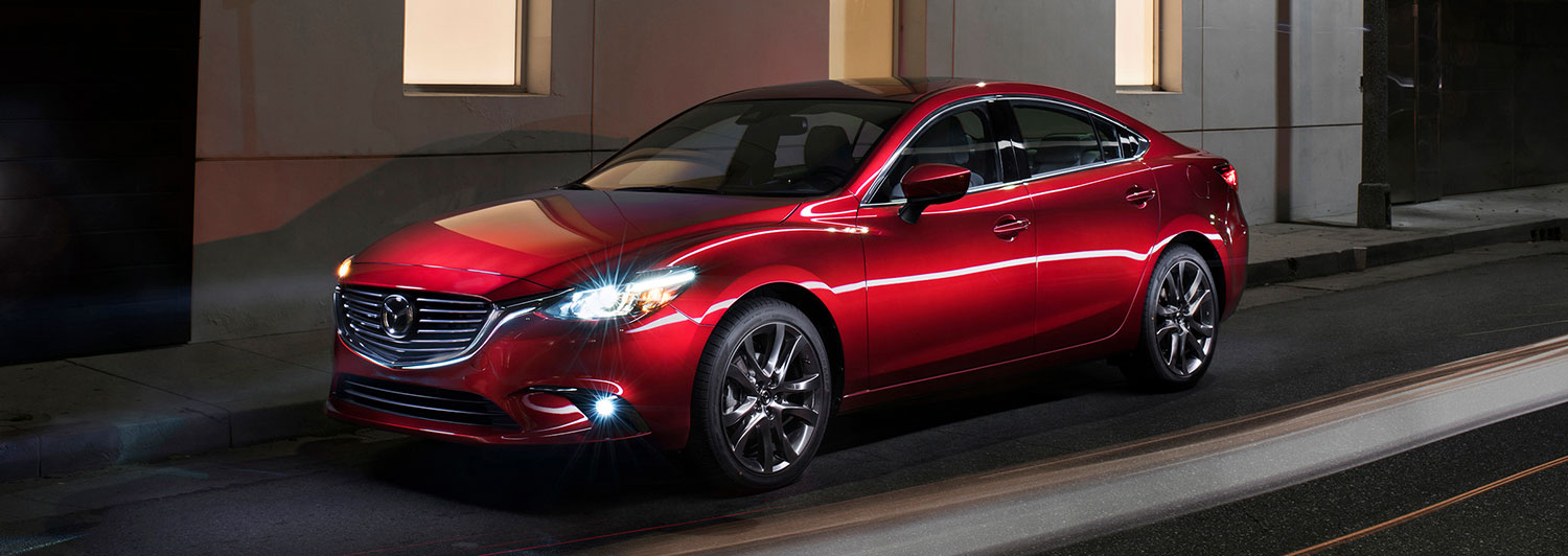 What's New with the 2017 Mazda6