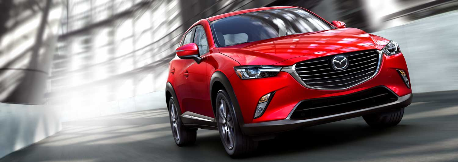 The 2018 Mazda CX-3 Puts Fun in the Driver's Seat