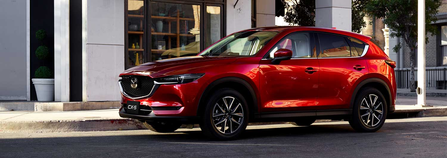 2018 Mazda CX-5 Trim Updates