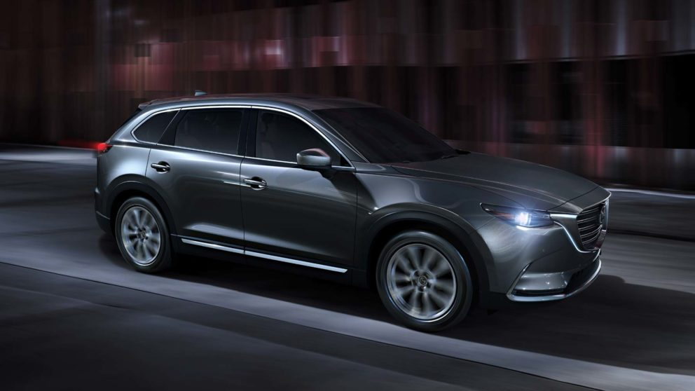 What's new with the 2018 Mazda CX-9?