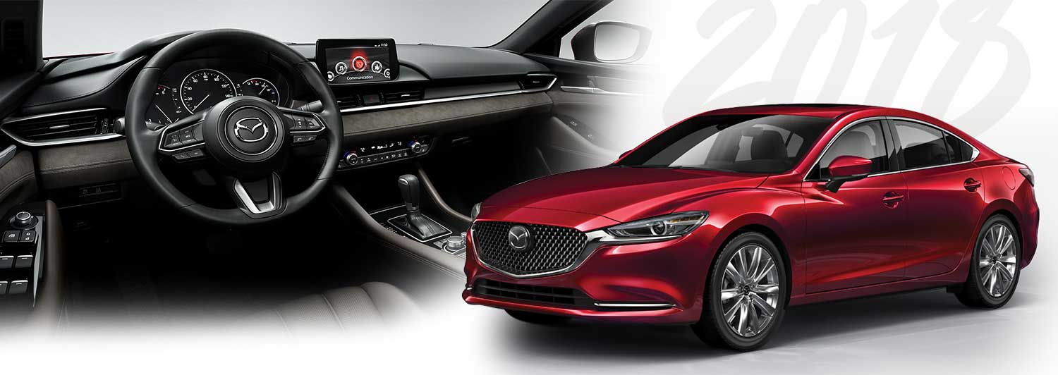 What to Look for in the 2018 Mazda6
