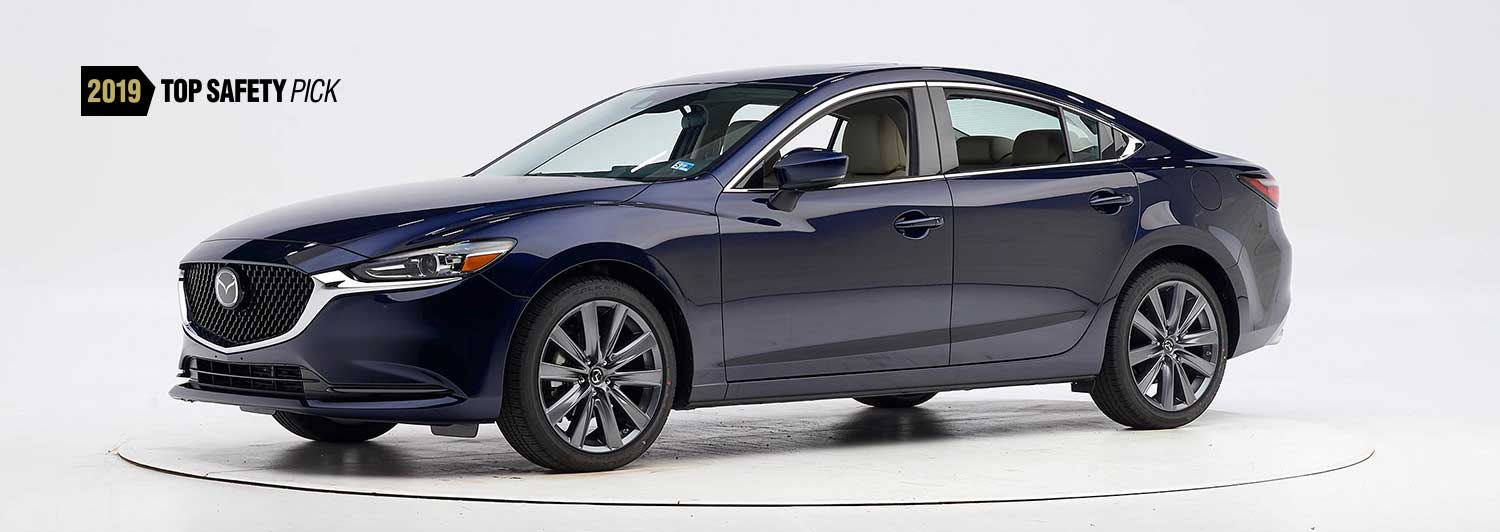 2019 Mazda6 - 2019 Top Safety Pick