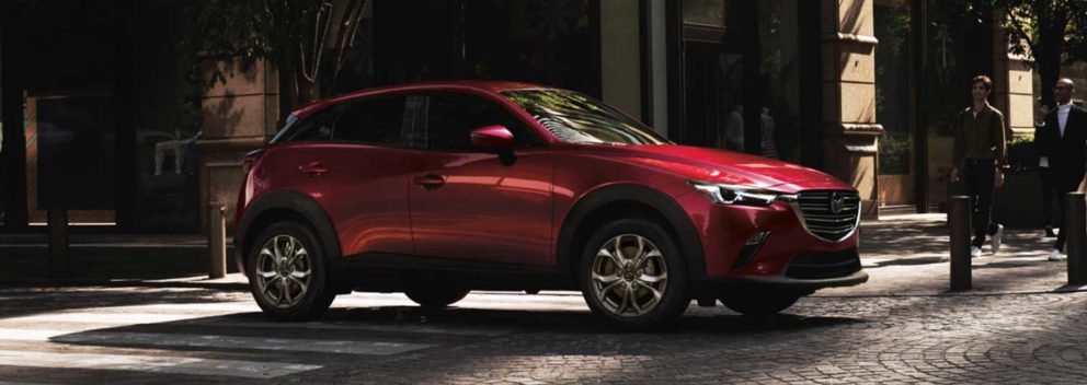 2021 Mazda CX-3: Simply Exciting