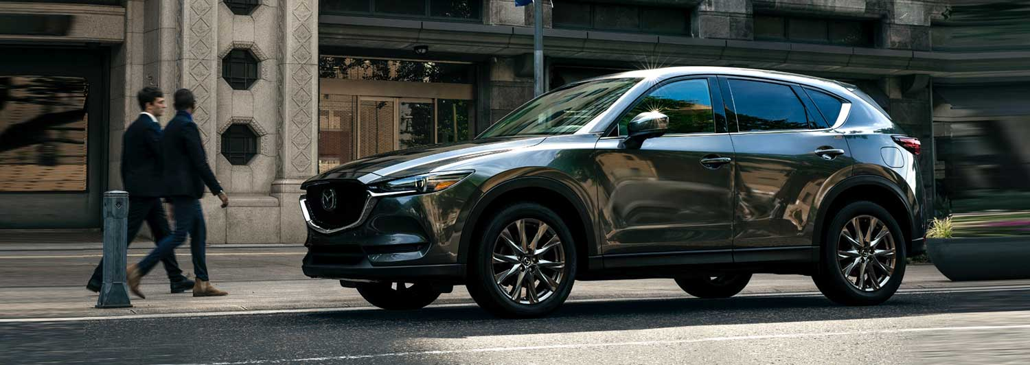 Get More in the New 2021 Mazda CX-5
