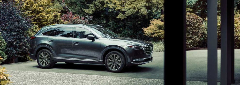 2021 Mazda CX-9: Sophisticated Performance
