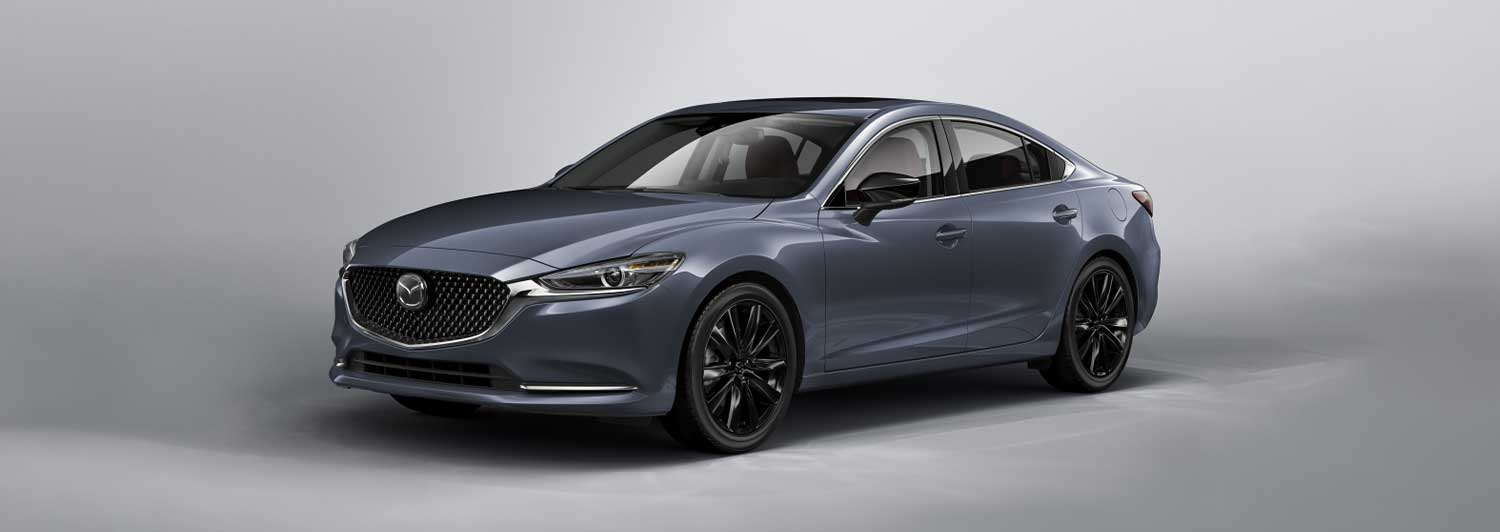 2021 Mazda6 Pulls Out All the Stops
