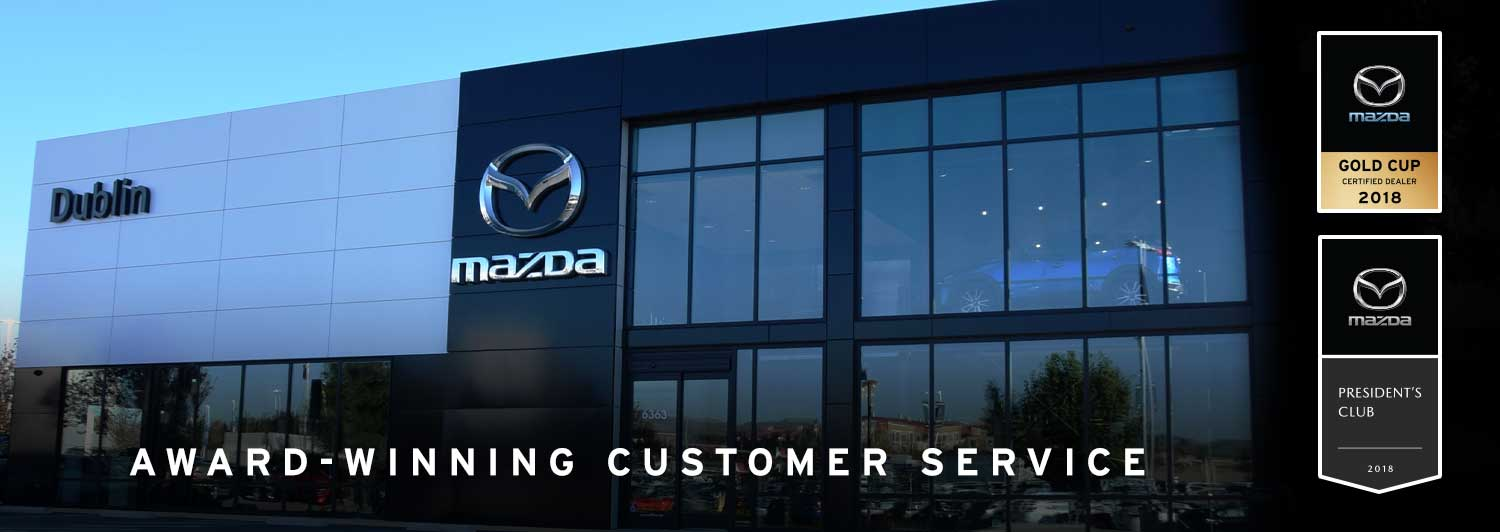 It's Award Season at Dublin Mazda