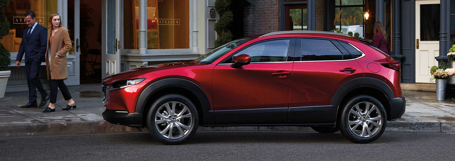 Coming Soon: A New Mazda Model — The Mazda CX-30 Crossover SUV