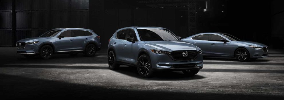 New Carbon Edition from Mazda