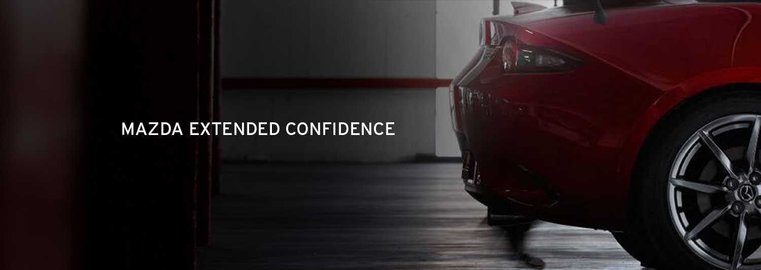 What is Mazda Extended Confidence?