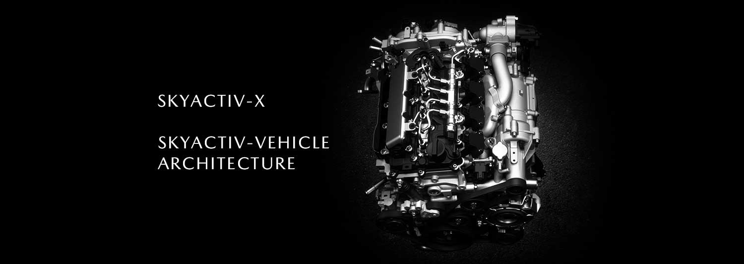 Mazda Makes a Game Changer with SkyActiv-X