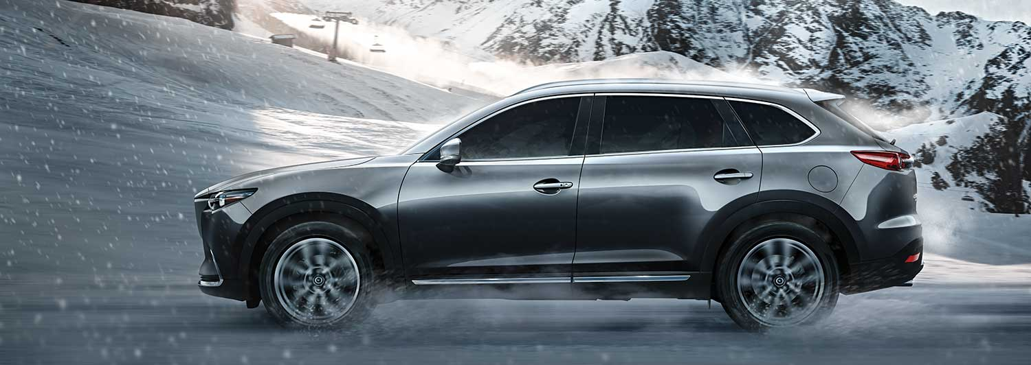 What is Mazda's i-ACTIV All-Wheel Drive?