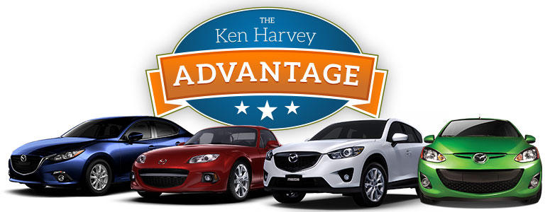 The Ken Harvey Advantage Is Your Advantage