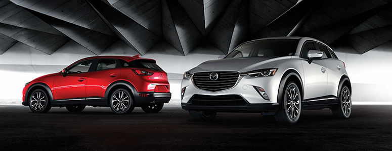 Meet the New 2016 Mazda CX-3