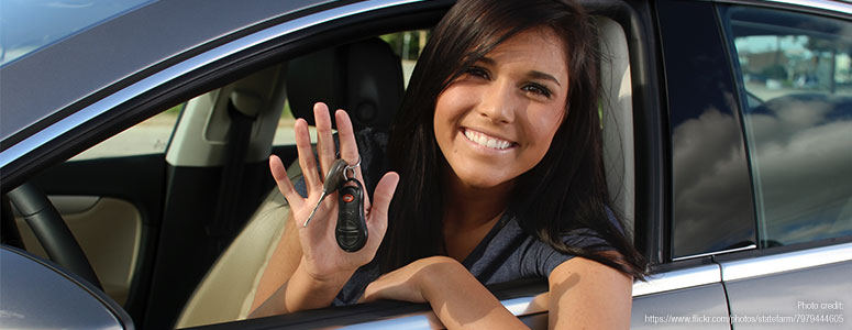 How to Choose a Car for Your New Teen Driver
